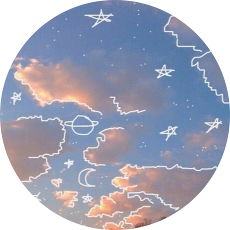 #clouds #blue #aesthetic #blueaesthetic #drawings #white #whiteaesthetic #stars #space #freetoedit
