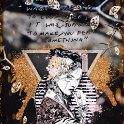 freetoedit art poetry geisha