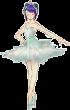 freetoedit miraculous marinette ballerina miraculousladybug