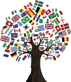 scworldflags worldflags tree countries culture freetoedit