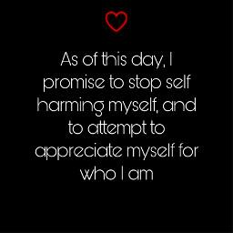 stop now addiction selfharm selflove