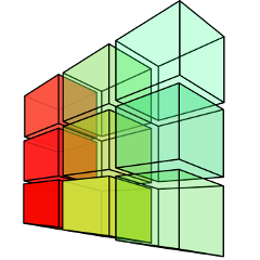 natalya040 cubes perspective transparent freetoedit