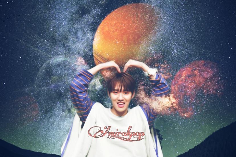 #100percent #space #plants #jonghwan #minwoo #rockhyun #hyukjin #chayoung #perfection #arabperfection #kpop