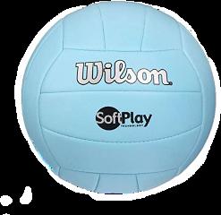 aesthetic volleyball blue wilson byeimbored freetoedit