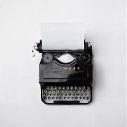 vintage typewriter retro freetoedit