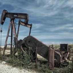 photography landscape industry petroleum dreams