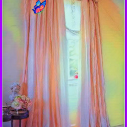 freetoedit curtains window butterfly floramagiceffect