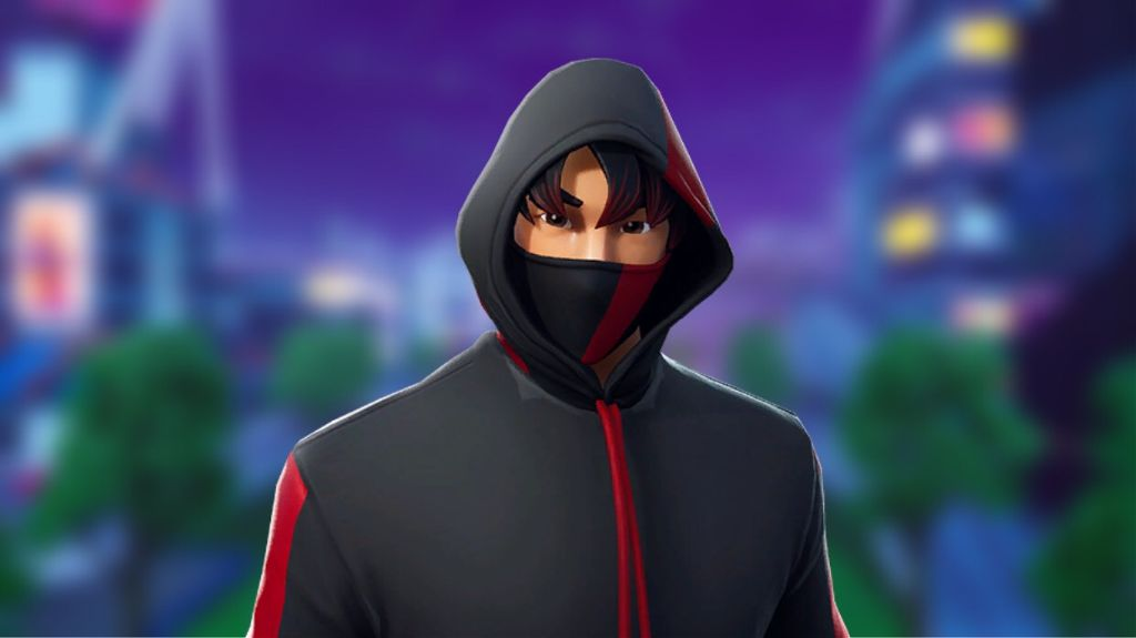 Fortnite Ikonik Skin Profile Picture #freetoedit #fortnite #fortniteskins