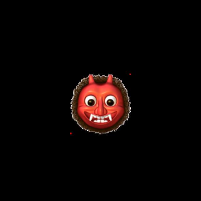 #red #redemoji #emoji #emojis #freetoedit