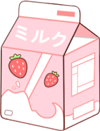 milk aesthetic pink freetoedit