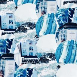 blue blueaesthetic aesthetic aestheticbackground background freetoedit