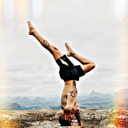 ircyoga yoga dailyremix yogachallenge ledge