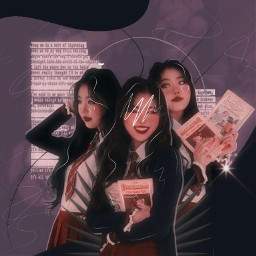 kpop gidle idol ullzang edit