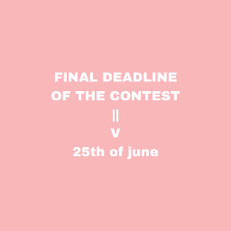 firstlicontest deadline drawthisinyourstyle contest