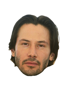 #keanureeves #head #meme #fun #funny #freetoedit
