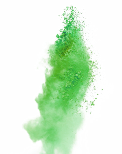 green splash smoke fog freetoedit