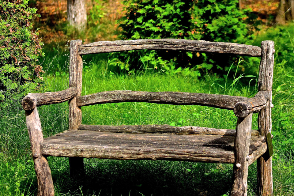 #freetoedit #bench #rustic #garden   Peaceful.
