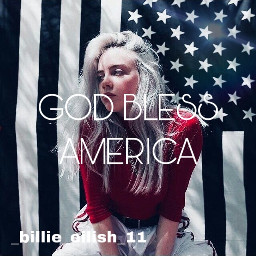 billieeilish godblessamerica