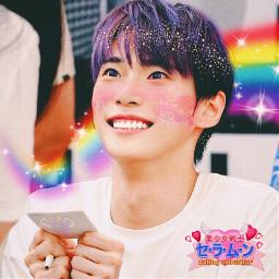 1 kawaii kpop doyoung edit freetoedit