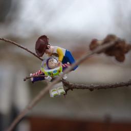 toystory woody buzzlightyear lego tree
