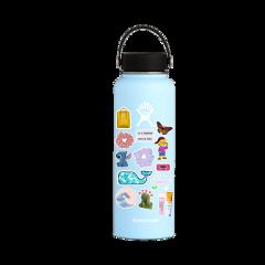 freetoedit sticker hydroflask redbubble polyvore