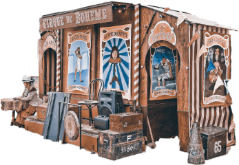 freetoedit circus carnival gypsy fortuneteller