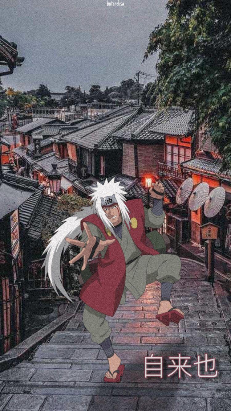 Jiraiya Wallpaper Wallpaper Naruto Jiraiya Freetoedit