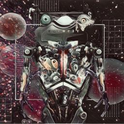 irctypewriter typewriter robotgirl robot spacegirl freetoedit