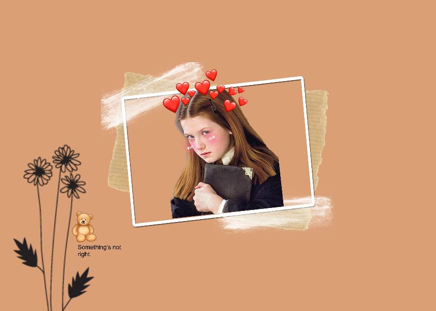 Ginny Weasly Edited by me :))) #ihopeyoulikeit