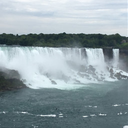 canada falls water niagara