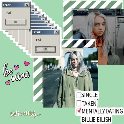 freetoedit billieeilish bemine fail error
