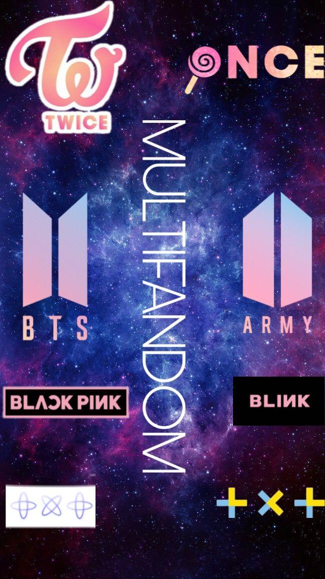 Kpop Aesthetic Kpopwallpaper Bts Blackpink Twice Txt