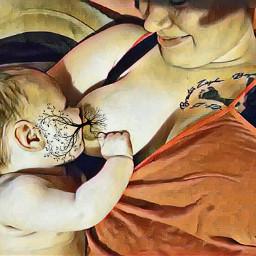treeoflifebreastfeedingphoto breastfeedingmom breastfeedingisbeautiful
