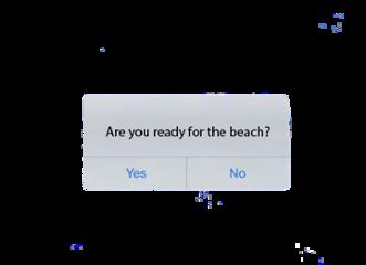 summer beach reminder freetoedit