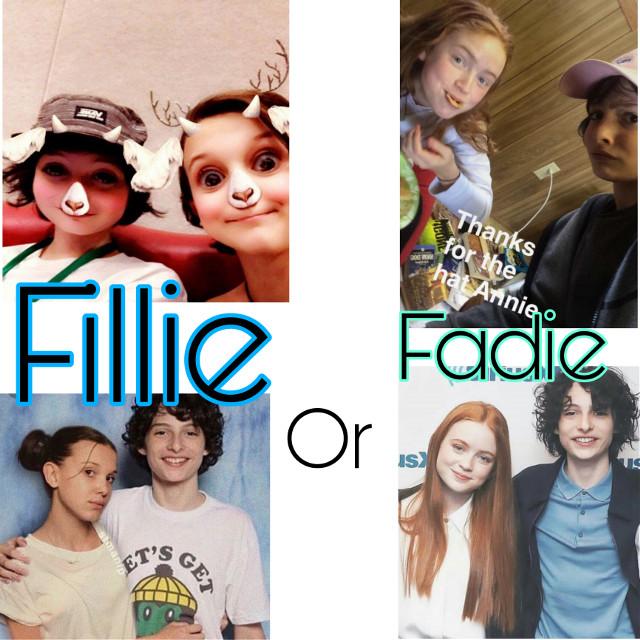 Fadie or Fillie