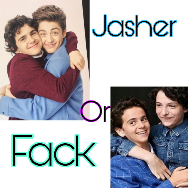 Jasher ir Fack? I prefer Fack #fackisreal #jasher