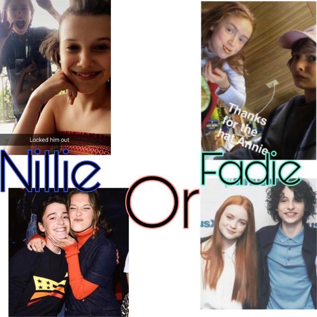 Nillie or Fadie