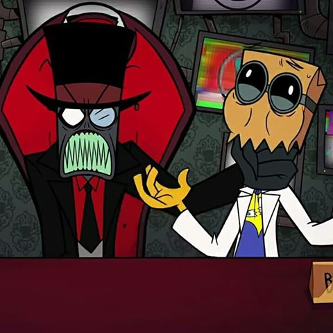 its currently 8pm and I'm just looking up villainous