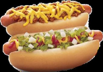 hotdogs multicolored food yummy gourmet freetoedit schotdogs