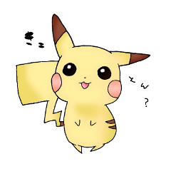 cute kawaii pikachu freetoedit
