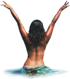 freetoedit girl woman beach water scallthingssummer