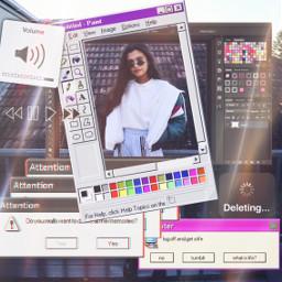 freetoedit overlay girl volume computer