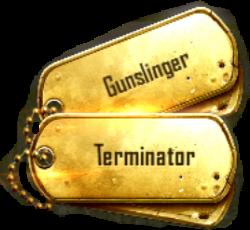 gunslinger terminator badge pubg pubgmobile freetoedit