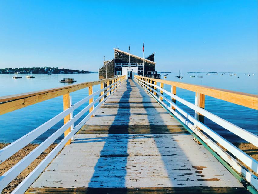 Love #summer time in #Boston.  #newengland #beach #freetoedit
