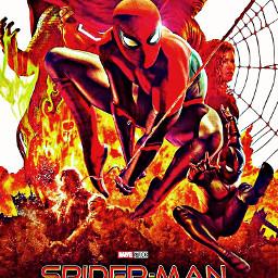 spidermanfarfromhome spiderman mysterio michellejones nickfury freetoedit