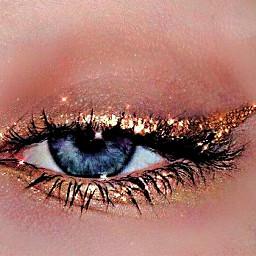 eye eyeshadow eyemakeup freetoedit makeup