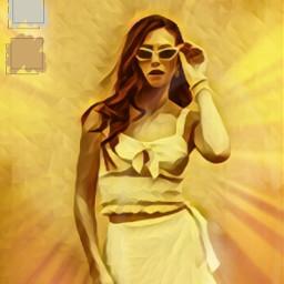 ecpaletteshow paletteshow freetoedit gold palleteaesthetic