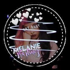 melaniemartinez spiral heart heartcrown white