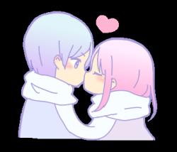 love pastelgirl pastelboy anime freetoedit