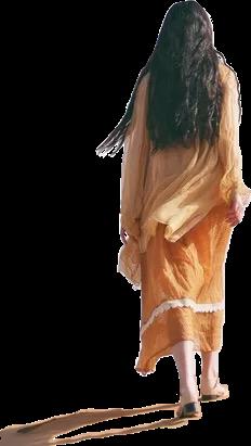 freetoedit walking woman ftestickers